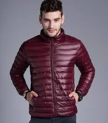 winter jacket men duck down jackets mens solid breathable coats parka hombre hooded lightweight coat hombre jaqueta