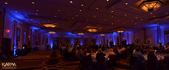 firesky resort scottsdale wedding blue lighting 040613 karma4me blue wedding uplighting
