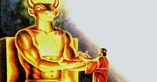 Resultado de imagen para culto a moloc