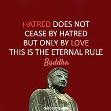 Buddha Quotes On Love Interesting Buddha Quote About Sorry Love Hatred Forgive CQ