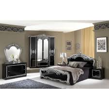 italian bedroom sets furniture. beds italian furniture simona blacksilver italian bedroom sets furniture a