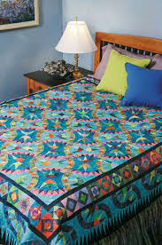 Tip Tuesday: Paper Piecing Quilts & Projects - Fons & Porter - The ... & Times Square Quilt - Paper Piecing Quilts Adamdwight.com