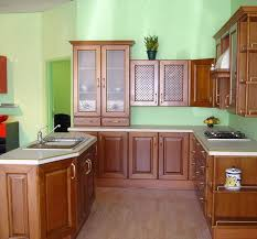 Image Of: Kitchen Cabinet Design L Shape With Island