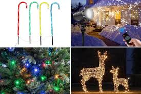 Christmas Outdoor Lights At Lowest Prices Best Outdoor Christmas Lights 2019 The Sun Uk