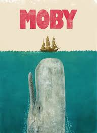 art music writing scattershot blog archive jaws moby  jaws moby dick mashup print by terry fan