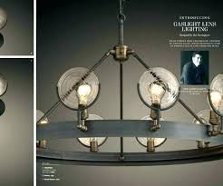restoration hardware manor court crystal chandelier orb delier lighting awesome restoratio