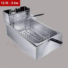 Bếp chiên nhúng điện 12 lít ZL-18