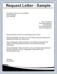 how to write a professional letter get 20 how to write an official letter of request must check it