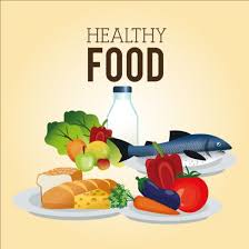 See more ideas about food pictures, food, pictures. Healthy Food Illustration Design Vector 05 Free Download Design File