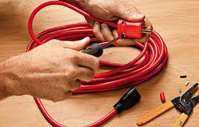 how to replace an extension cord plug this old house how to wire a replacement plug at Extension Cord Plug Wiring Diagram