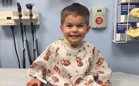 Enterovirus and acute flaccid myelitis: Noah's story - Thriving blog