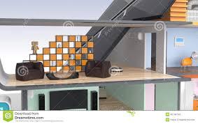 Energy Efficient Kitchen Appliances Smart House With Energy Efficient Appliances Solar Panels And