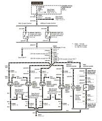 Brake light wiring diagram with blueprint pictures