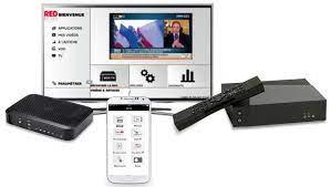 La marque est présente en france métropolitaine. Sfr Lance Le Decodeur Tv En Option Pour Red Fibre