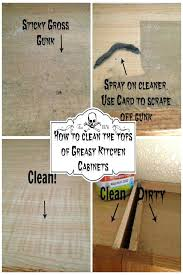 medium size of kitchen grease off cabinets best way to how clean greasy painted cabinet