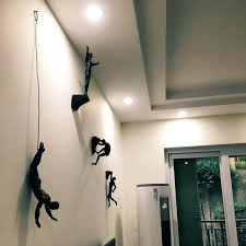 climbing men wall decor decorations for baby shower s climbing men wall decor decorations for baby shower s