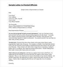 9 Official Letter Templates Pdf