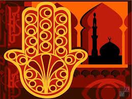 """Résultat de recherche d'images pour """"les 5 piliers de l'islam main fatma"""""""
