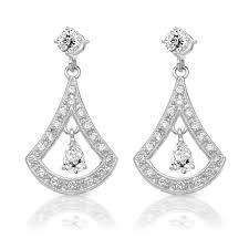 chandelier earrings e207w