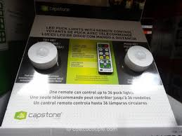 capstone led puck lights costco 2