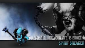 dota 2 spirit breaker wallpapers hd desktop and mobile backgrounds