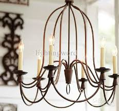 wonderful rustic wrought iron chandelier design that will make you feel blithe for interior decor home