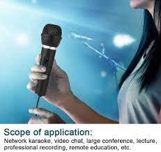 PC Mikrofon,ASHATA 3,5mm Studio Kondensator Aufnahme: Amazon.de: Elektronik