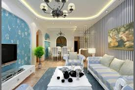 Mediterranean Decor Living Room Interior Romantic Eastern Mediterranean Style Living Room Sofa