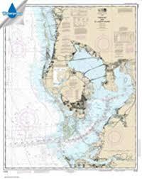 Chart 11411 Amazon Com Paradise Cay Publications Noaa Chart 11411
