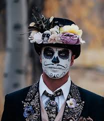 day of the dead makeup men google search candy skull
