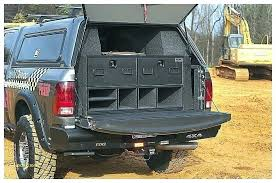 diy truck bed storage pull out tool box truck bed pull out storage bed pull out diy truck
