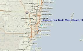 Haulover Pier North Miami Beach Florida Tide Station