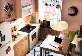 Apartment Kitchen Kitchen Feminine Kitchen Apartment With Breakfast Nook And Red