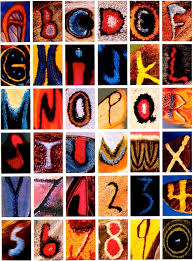 Butterfly Alphabet Chart Entire Alphabet Found On The Wing Patterns Of Butterflies