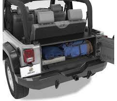 instatrunk for jeep wrangler