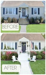 Ranch House Curb Appeal 416 Best Adding Curb Appeal Images On Pinterest Exterior Remodel