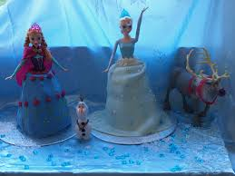 Disney Frozen Birthday Cakes Here Come The Girls