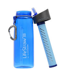 water filter bottle. LifeStraw Go Water Bottle With Integrated 1000-Liter Filter: Amazon.ca: Sports \u0026 Outdoors Filter Amazon.ca