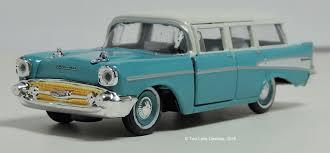 Two Lane Desktop: M2 Machines 1957 Chevy 210 Beauville Wagon