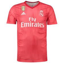 Real Madrid Third Shirt 2018 2019
