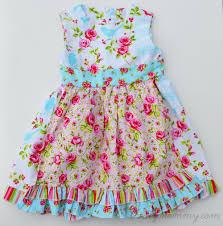 Simple Toddler Dress Pattern Custom Inspiration Design