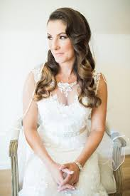 old hollywood s wave bridal hair by veil of grace bridal beauty team at newhall mansion