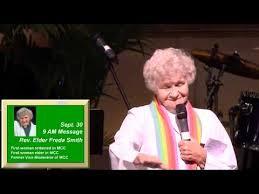 Sunshine Cathedral Sermon: Rev. Elder Dr. Freda Smith - YouTube