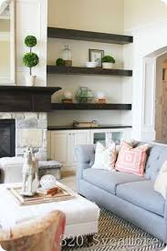 Best Living Room Shelves Ideas On Pinterest Living Room