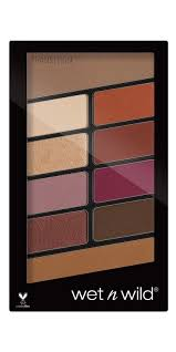 wet n wild color icon 10 pan eyeshadow palette rose in the air from canada at well ca