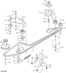 Mp33848 un08mar04 to john deere 180 mower deck belt diagram