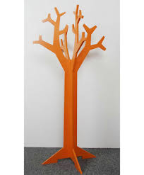 Wooden Tree Coat Rack Extraordinary Free Standing Tree Coat Rack Floating Wall Shelves And Cube Shelvings