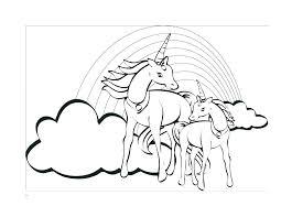 Unicorn Coloring Pages Preschool Emoji Printable Printables Page For