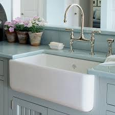 farmhouse sinks fireclay farmhouse sink t faucets sink with drainboard kitchen farm