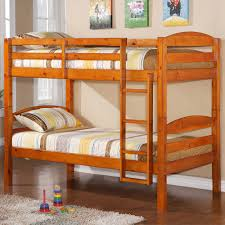 canwood whistler storage loft bed with desk bundle natural try to whistler junior twin low loft bed with built in ladder